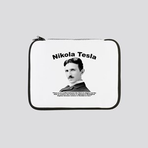 "Tesla: Religion 13"" Laptop Sleeve"