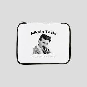 """Tesla: Power 13"""" Laptop Sleeve"""