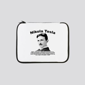 "Tesla: Phone 13"" Laptop Sleeve"