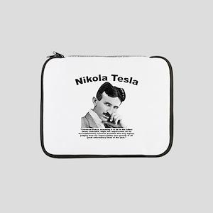 "Tesla: Peace 13"" Laptop Sleeve"