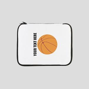 "Basketball 13"" Laptop Sleeve"