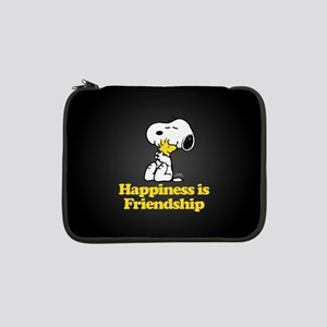 """Happiness is Friendship 13"""" Laptop Sleeve"""