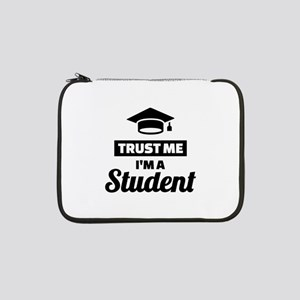 "Trust me I'm a Student 13"" Laptop Sleeve"