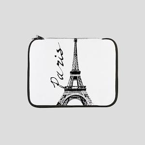 "Paris Eifel 13"" Laptop Sleeve"