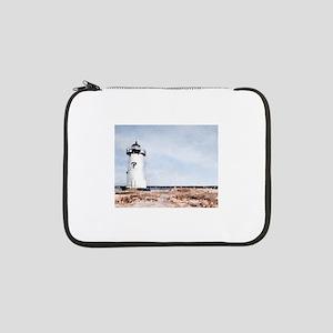 "Edgartown Lighthouse 13"" Laptop Sleeve"