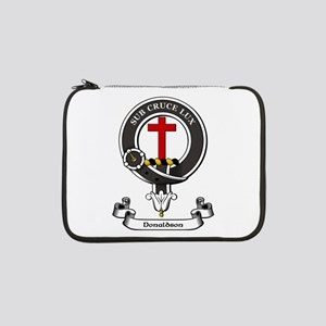 "Badge-Donaldson [Aberdeen] 13"" Laptop Sleeve"