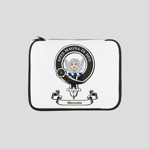 "Badge-Menzies [Aberdeen] 13"" Laptop Sleeve"