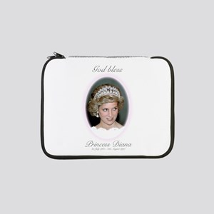 "God Bless Princess Diana 13"" Laptop Sleeve"