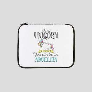 "Unicorn ABUELITA 13"" Laptop Sleeve"