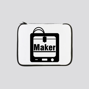 "3D printer Maker 13"" Laptop Sleeve"