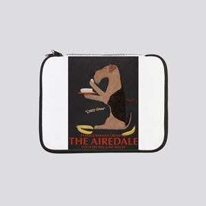 "The Airedale 13"" Laptop Sleeve"