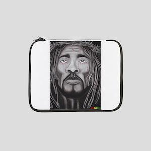"Black Jesus 13"" Laptop Sleeve"