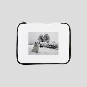"Great Pyrenees 13"" Laptop Sleeve"