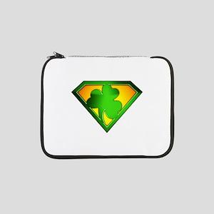 """spr_shamrock 13"""" Laptop Sleeve"""