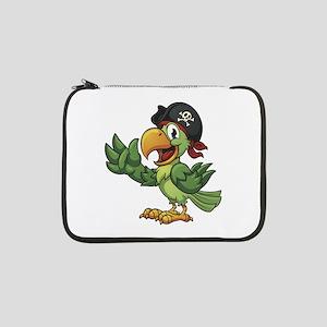 "Pirate-Parrot 13"" Laptop Sleeve"