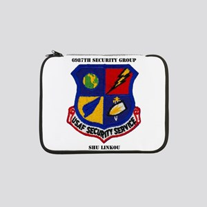 """6987TH SECURITY GROUP 13"""" Laptop Sleeve"""