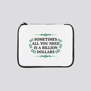 """All You Need 13"""" Laptop Sleeve"""