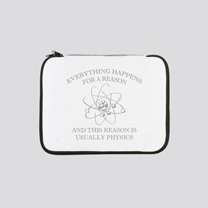 "Everything Happens For A Reason 13"" Laptop Sleeve"