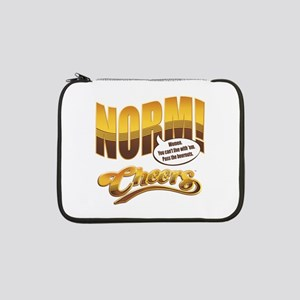 "Norm Quote 13"" Laptop Sleeve"