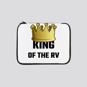 """King Of The RV 13"""" Laptop Sleeve"""