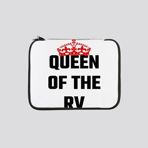 """Queen Of The RV 13"""" Laptop Sleeve"""