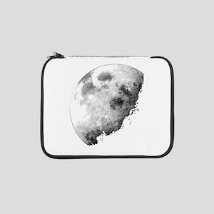 "Eclipsing Moon 13"" Laptop Sleeve"