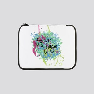"""Forever a Fangirl 13"""" Laptop Sleeve"""