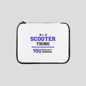 """SCOOTER thing, you wouldn't unde 13"""" Laptop Sleeve"""