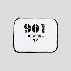 "901 Memphis TN 13"" Laptop Sleeve"