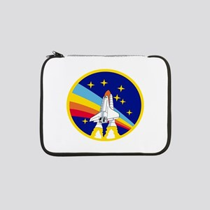 "Rainbow Rocket 13"" Laptop Sleeve"