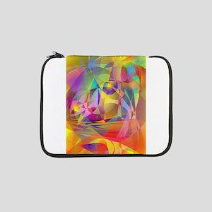 "Abstract Banana 13"" Laptop Sleeve"