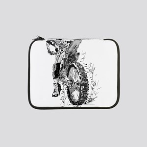 "Motor Cross 13"" Laptop Sleeve"