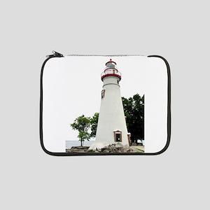 "Marblehead Lighthouse 13"" Laptop Sleeve"
