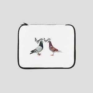 """Pigeon Fancier 13"""" Laptop Sleeve"""