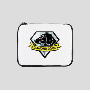 "Diamond Dogs MGS 13"" Laptop Sleeve"