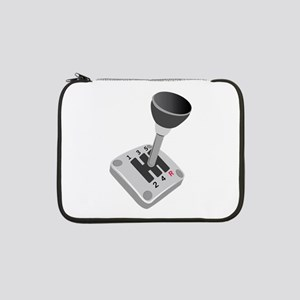 "Gear Shift 13"" Laptop Sleeve"
