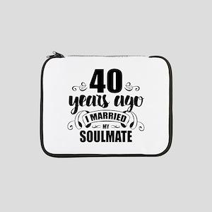 "40th Anniversary 13"" Laptop Sleeve"