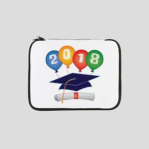 "2018 Grad 13"" Laptop Sleeve"