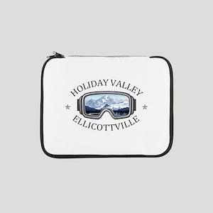 "Holiday Valley - Ellicottville 13"" Laptop Sleeve"