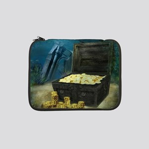 "Treasure Chest 13"" Laptop Sleeve"