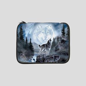 "spirit of the wolf 13"" Laptop Sleeve"