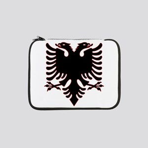"""Albanian Eagle 13"""" Laptop Sleeve"""