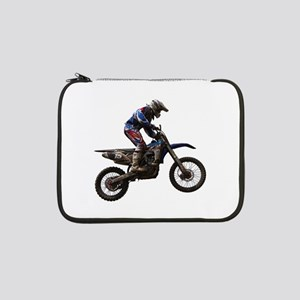 "Motocross jump 13"" Laptop Sleeve"