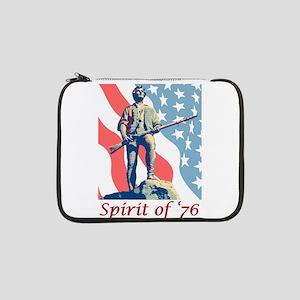 "Spirit of '76 13"" Laptop Sleeve"