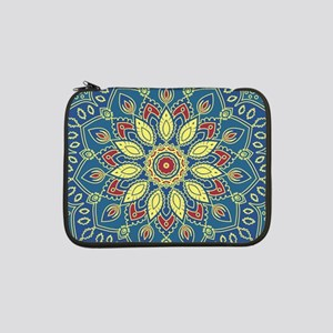 "Mandala Flower 13"" Laptop Sleeve"