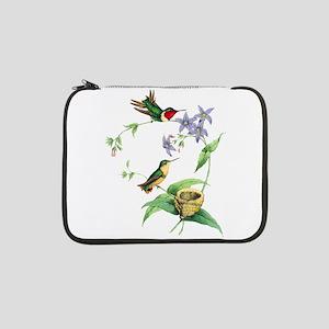 "Hummingbirds 13"" Laptop Sleeve"