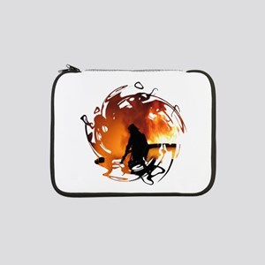 """Circle Of Flames 13"""" Laptop Sleeve"""