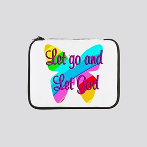 "TRUST GOD 13"" Laptop Sleeve"