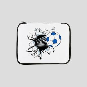 """Breakthrough Soccer Ball 13"""" Laptop Sleeve"""