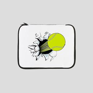 "Breakthrough Tennis Ball 13"" Laptop Sleeve"